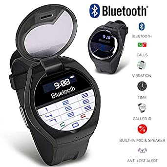 Amazon.com: Indigi® Elegante Moda Bluetooth SmartWatch ...