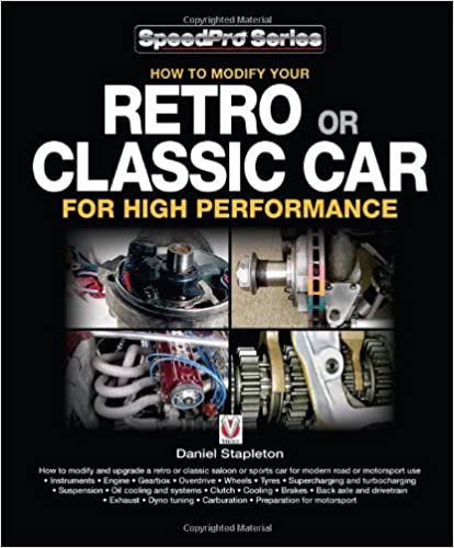 How to Modify your Retro or Classic Car for High Performance (SpeedPro Series)