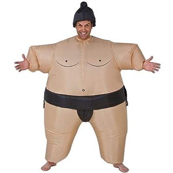 Amazon.com: Sumo hinchable trajes – Sumo Fancy Dress: Home ...