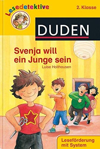Svenja will ein Junge sein (2. Klasse)