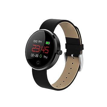 OOLIFENG Montre Intelligente Test de Cycle Physiologique Femelle Moniteur de fréquence Cardiaque IP67 étanche Bracelet pour