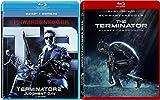 Terminator & Terminator 2: Judgment Day Sci-Fi Blu Ray Movie part 1 & 2 Set Arnold Schwarzenegger