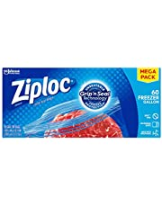 Ziploc Snack Bags with New Grip 'n Seal Technology
