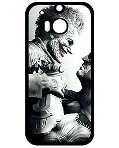 Martha M. Phelps's Shop Hot Tpu Cover Case For Batman: Arkham City Htc One M8 phone Case 5112413ZB386802099M8