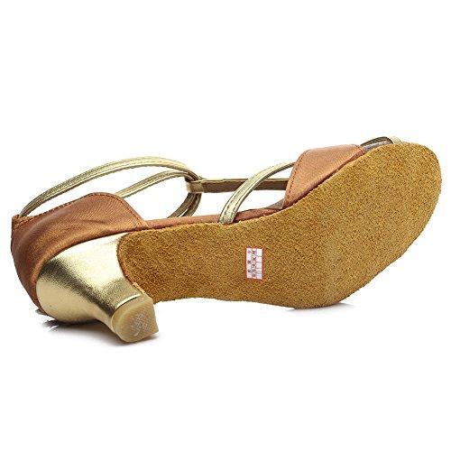 SWDZM baile Mujer de est Zapatos rwARrqPX