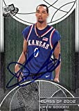 Drew Gooden autographed Basketball Card