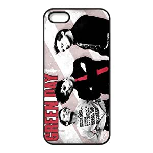 High Quality Phone Back Case Pattern Design 1Popular Music Band Green Day Design- For Apple Iphone 5 5S Cases