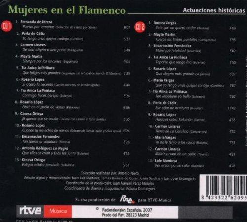 - Ellas Dan El Cante (Women in Flamenco) - Amazon.com Music