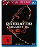 Predator Collection (Uncut) [3 Blu-rays]