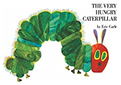 The all-time classic picture book, from generation to generation, sold somewhere in the world every 30 seconds! Have you shared it with a child or grandchild in your life?For the first time, Eric Carle's The Very Hungry Caterpillar is now ava...