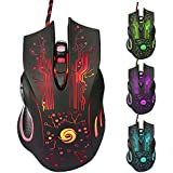 Nobility Gaming Mouse 3200DPI USB NOBC017 for The high-end players, gaming professional players