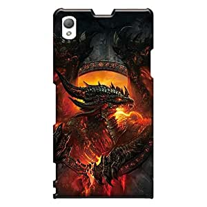 Best Hard Phone Covers For Sony Xperia Z1 (SkU19207PInS) Custom Trendy How To Train Your Dragon 2 Image