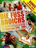 Die Fussbroichs - 3. Staffel 24 Folgen + Bonus (5-DVD-Box)