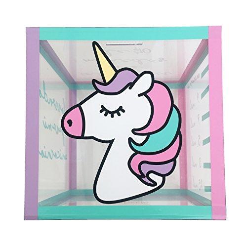 La Scrapería Alcancía Unicornio: Come Monedas de $10