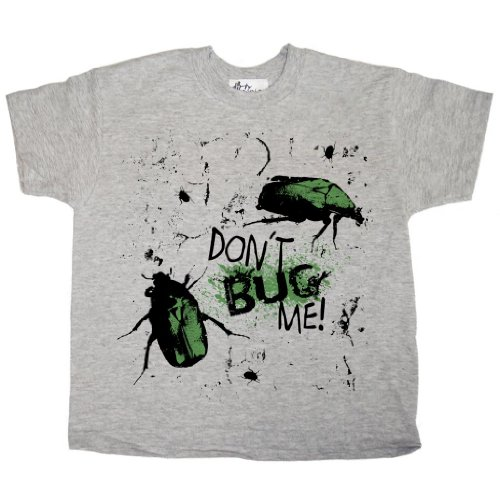 Dirty Fingers - Halloween - Don't Bug Me – Child's T-shirt, 5-6 years, (Halloween Bugs Me)