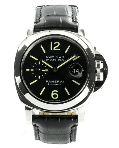 Panerai Luminor Marina Mens 44mm. Automatic Watch PAM00104