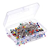 100 Pieces Push Pins, Sewing Pins, Sraight
