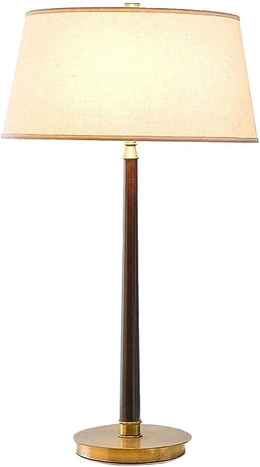 LIFTD Lámpara de Escritorio LED Lámpara de Mesa de Madera Maciza ...