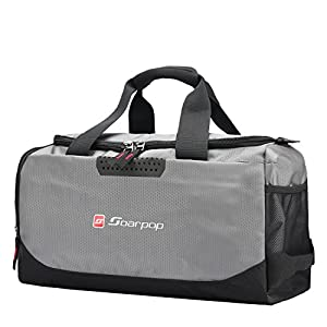Duffel Bag Travel Luggage Sport Gym Bag with Shoe Compartment