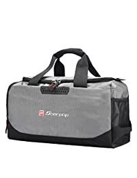 Duffel Bag Travel Luggage Oversized Sport Gym Tote Bag with Shoe Pocket Pouch