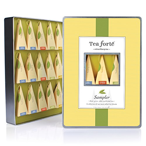 Tea Forte Large Tin Sampler Collection image
