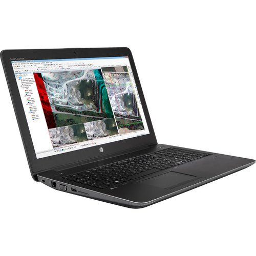 HP zBook 15-G3 Mobile Workstation Intel:I7-6820HQ, 16GB, 512GB, Wifi+Bluetooth, Backlit-Keyboard, Webcam, nVidia Quadro M2000M Graphics, 15.6