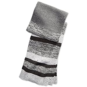 Alfani Mens Knit Colorblock Winter Scarf