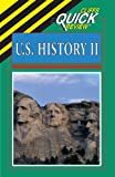 CliffsQuickReview United States History II (Cliffs Quick Review (Paperback)) by Abraham Hoffman (1999-10-11)