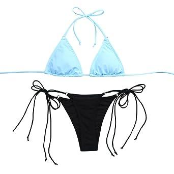 FAMILIZO Ropa de baño Bikini Sexy Mujer Push up Bra Bikini Verano Trajes de baño Tops y Braguitas Bikinis Conjuntos Bikini Mujer Push Up Bikinis Traje de ...