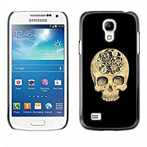 iBinBang / Funda Carcasa Cover Skin Case - Time Deep Meaning Sketch Life Meaning - Samsung Galaxy S4 Mini i9190 MINI VERSION!