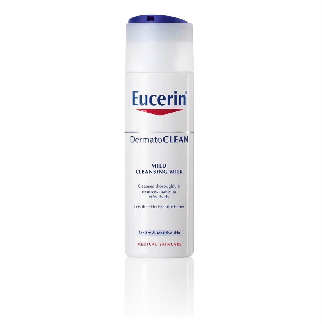 eucerin cleansing milk