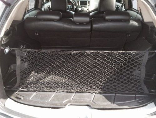 Envelope Style Trunk Cargo Net for Infiniti Fx35 Fx37 Fx45 Fx50 Trunknets Inc