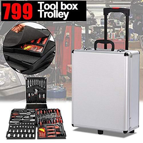 Gotobuy 599pcs Tool Set & Case Auto Home Repair Kit
