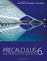 Precalculus: Mathematics for Calculus, 6th Edition Front Cover