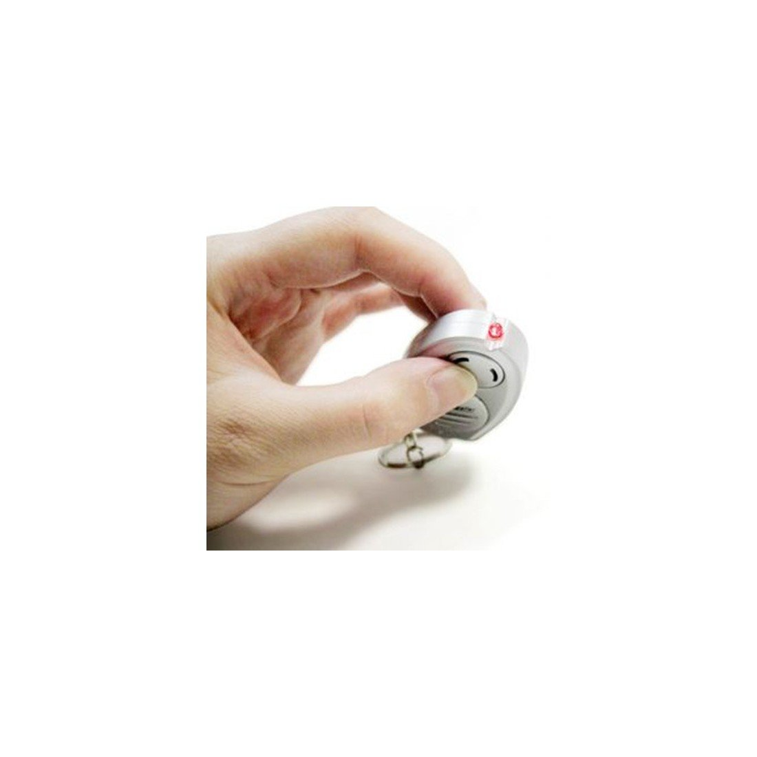 Genérico - Llavero antimosquitos mosquito keychain: Amazon ...