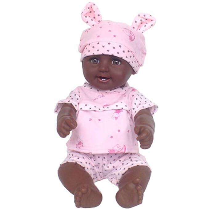 Cardith - Muñeca de bebé de 50 cm para recién nacidos y niñas ...