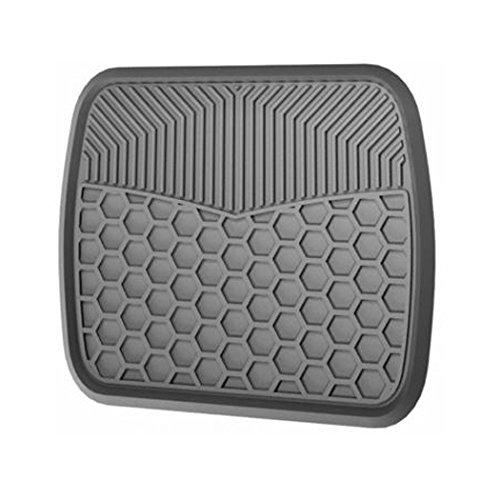 Custom Accessories 78972 Rubber Interior Floor Mat, Clear, 1-Piece
