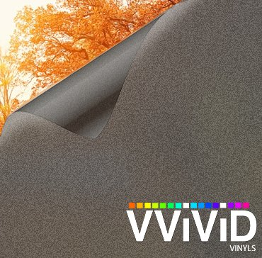 - VViViD Frosted Matte Smoky Black Privacy Window Vinyl Film Decorative Decal for Bathroom, Kitchen, Home, Office DIY Easy to Install No Mess Adhesive (72