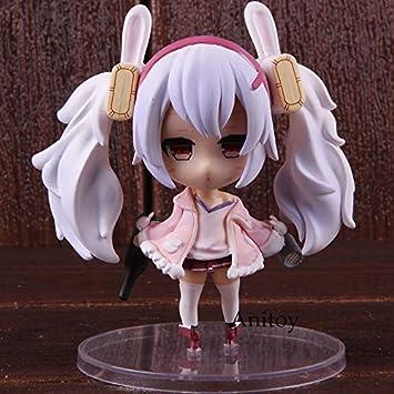 Amazon.com: 10cm (3.9 inch) Game Azur Lane SD Lafie Akashi ...