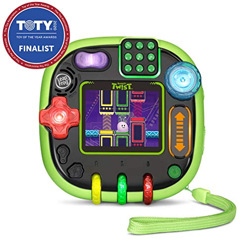 LeapFrog RockIt Twist Handheld Learning Game System, Green from LeapFrog