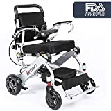 Best Electric Wheelchairs - 2018 New Electric Powered Wheelchair Light weigt 50lbs,Strong Review