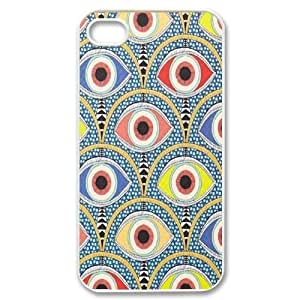 custom iphone4,iphone4s Case, fashion pattern cell For HTC One M9 Case Cover at Jipic (style 1)