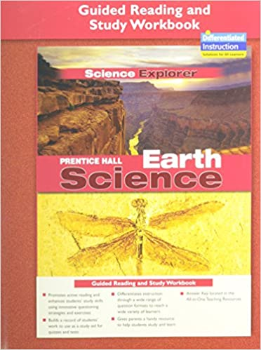 grade 8 science explorer earth science guided study workbook answers
