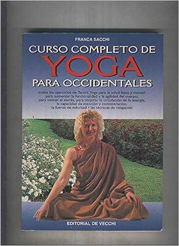 Curso completo de Yoga para Occidentales: Amazon.es: Franca ...