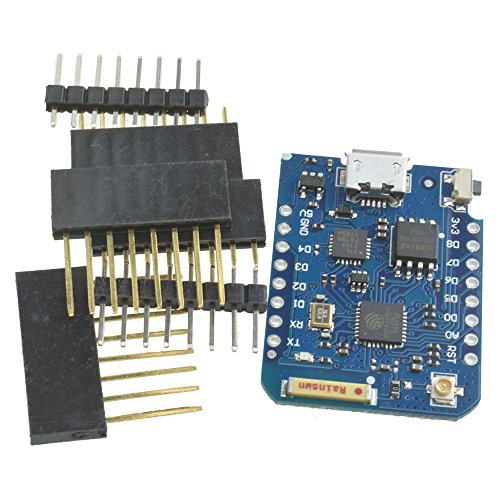 WEMOS D1 Mini Pro 16M Bytes External Antenna Connector ESP8266 WIFI IoT Board