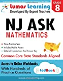 Nj Ask Practice Tests and Online Workbooks, Lumos Learning, 1940484111
