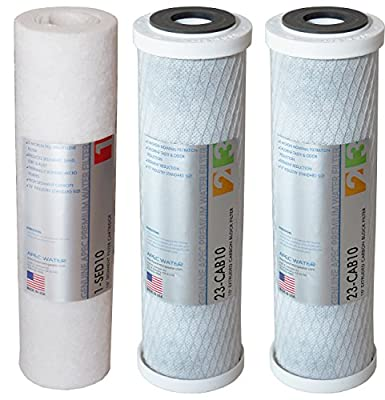APEC Water Systems FILTER-SET APEC Water Ultimate High Capacity Pre-Filter Set