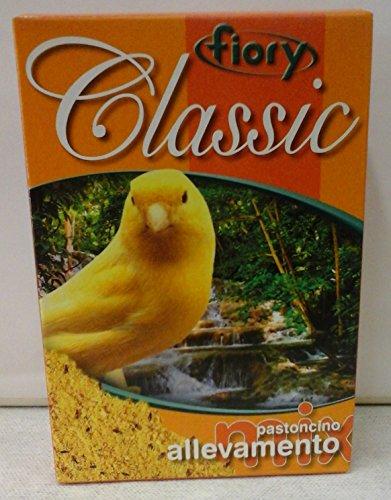 Pasta de cría amarilla para aves. 300 gr