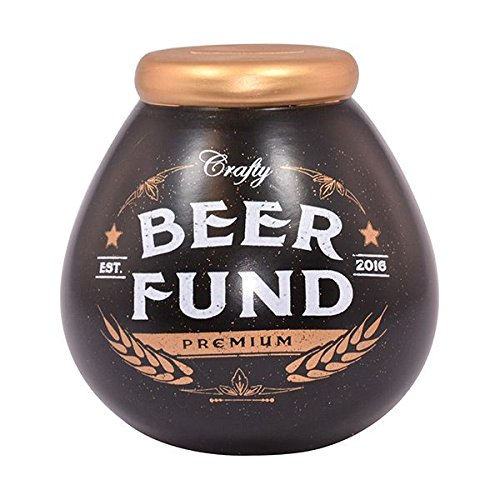 Beer Fund Pot of Dreams Gift For Him ukgiftstoreonline