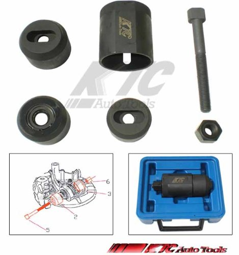 Rear Axle Bushes - 2